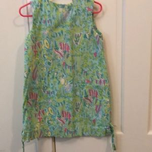 Lilly Pulitzer girls size 6 dress